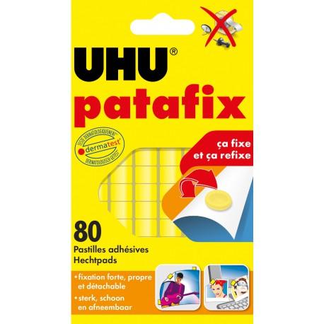 Patafix jaune UHU (80 pastilles)