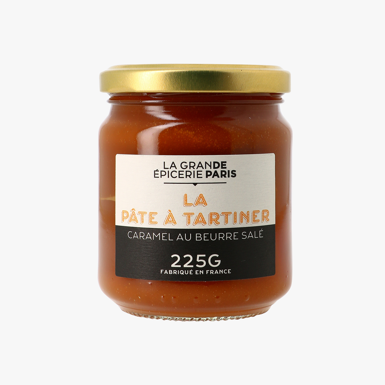 Pâte à tartiner au caramel au beurre salé, La Grande Epicerie de Paris (225 g)