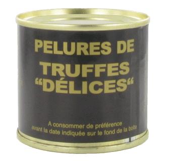 Truffe noire pelures - Plantin (50 g)