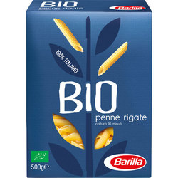 Penne rigate BIO, Barilla (500 g)