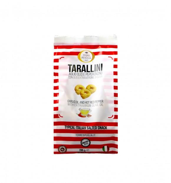 Tarallini piment, Millerighe (230 g)