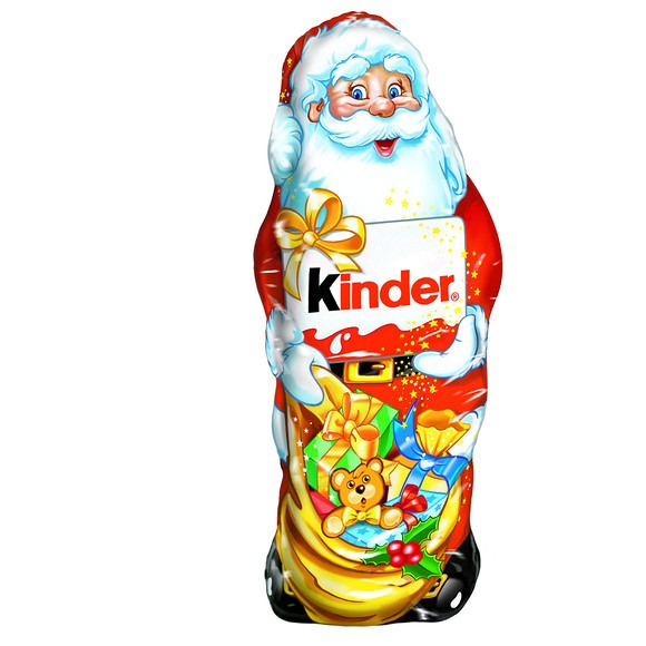 Père Noël Kinder (160 g)