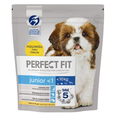 Croquettes pour chien junior, Perfect Fit (1,4 kg)