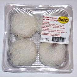 Perles de coco aux haricots rouges (x 4, 160 g)