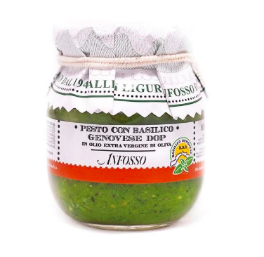 Pesto basilic Genovese, Anfosso (85 g)