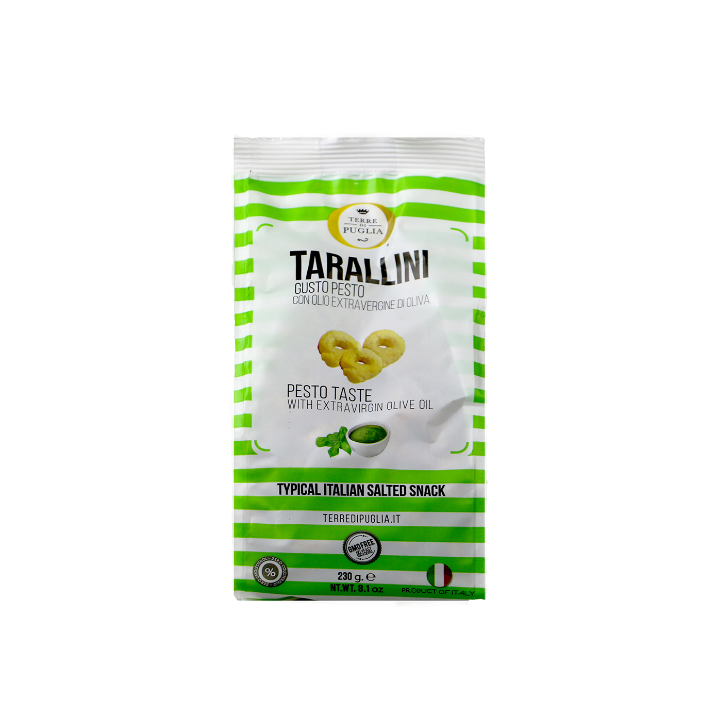 Tarallini pesto, Millerighe (230 g)