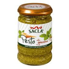 Pesto à la Genovese, Sacla (190 g)