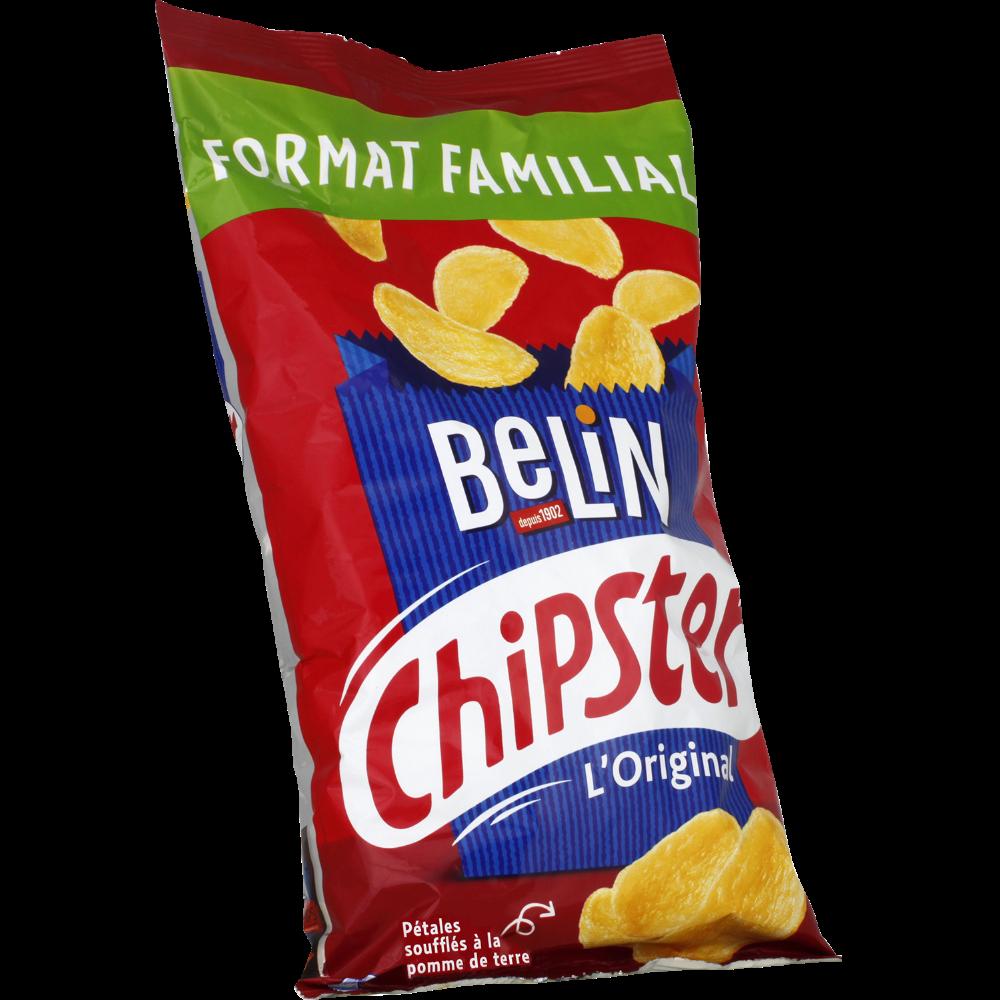 Chipster L'original maxi, Belin (format familial, 150 g)
