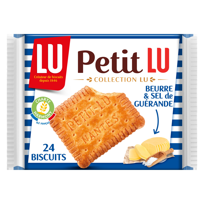 Petit Lu au beurre et au sel de guérande Lu (200 g)