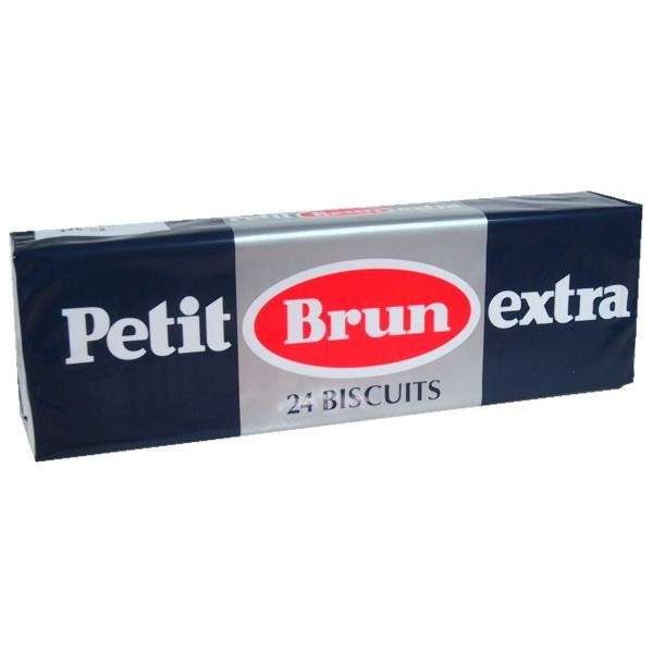 Petit brun extra (x 24, 150 g)
