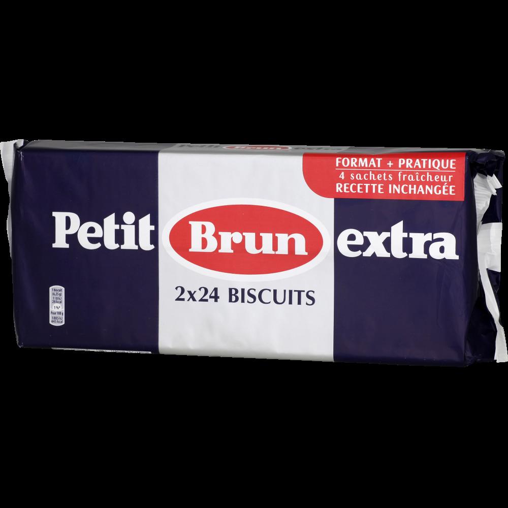 Petit brun extra, Lu (300 g)