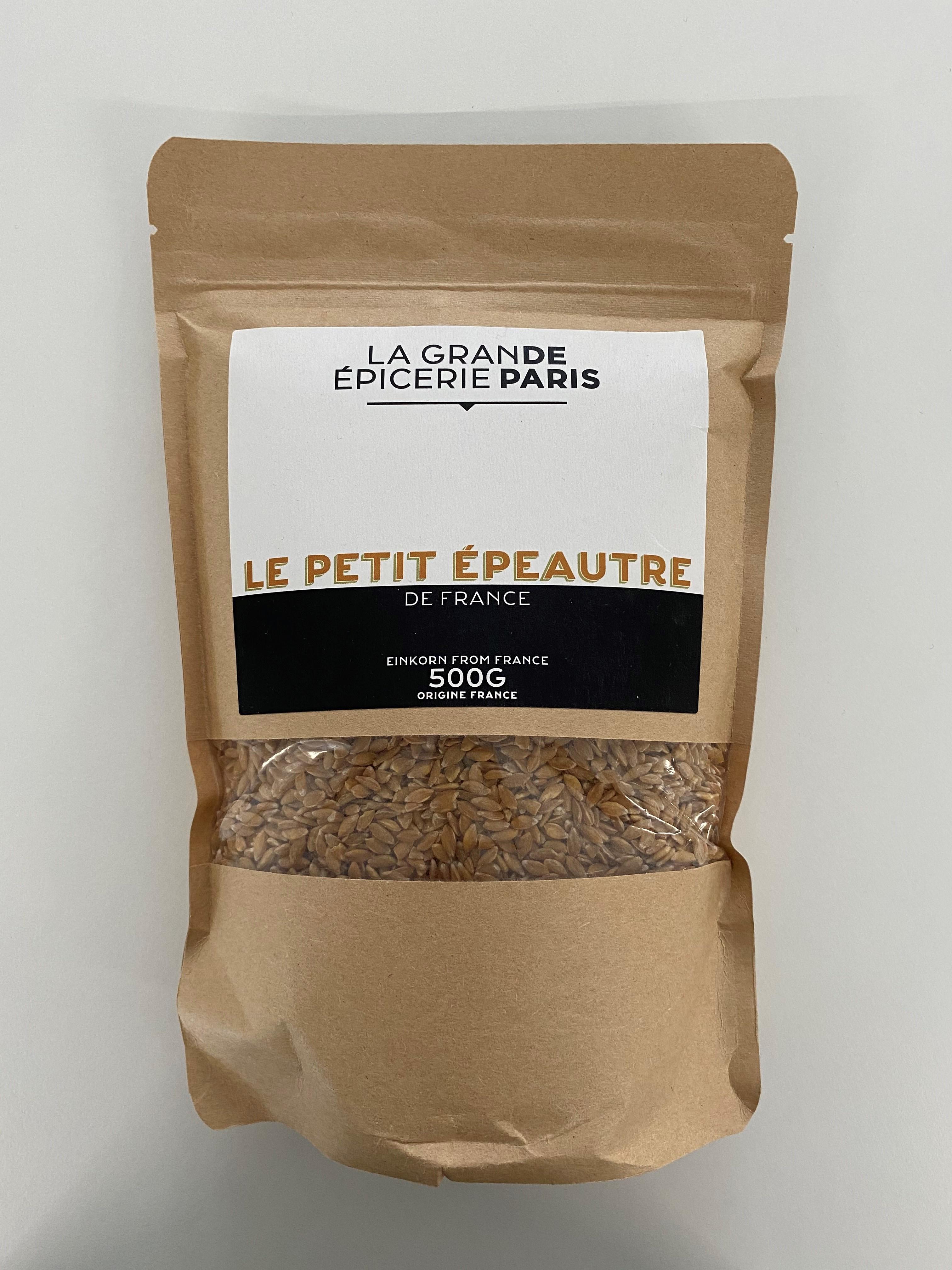 Petit épeautre, La Grande Epicerie de Paris (500 g)