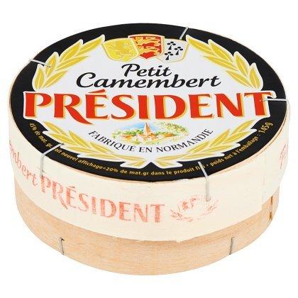 Petit Camembert, Président (145 g)