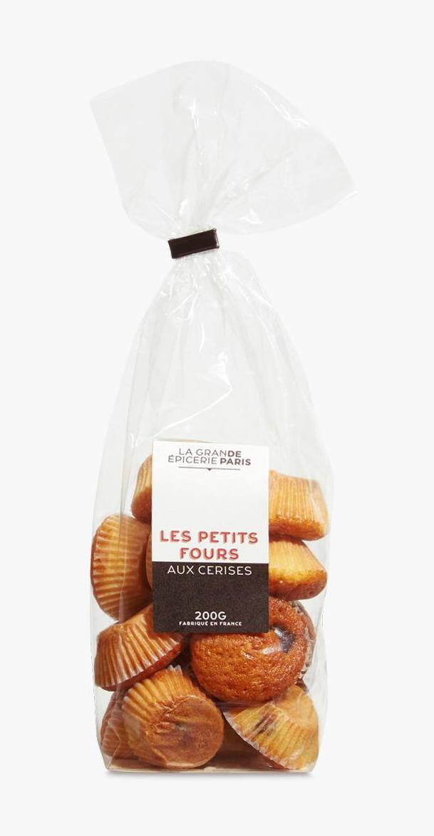Petits fours aux cerises, La Grande Epicerie de Paris (200 g)