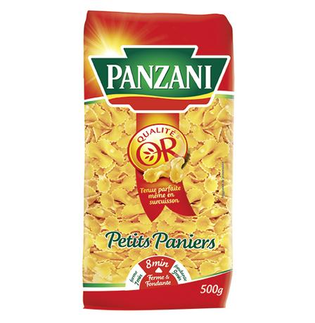 Petits paniers, Panzani (500 g)
