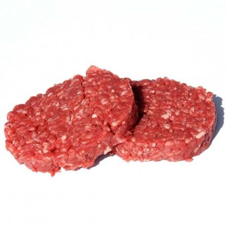 Steak haché Black Angus 15%  (x 2, environ 370 g )