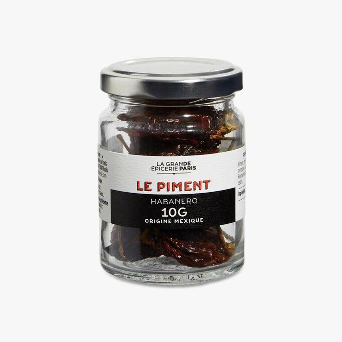 Piment Habanero, La Grande Epicerie de Paris (10 g)