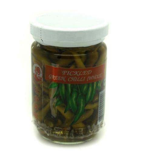 Piment vert au vinaigre Cock (227 g)
