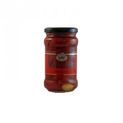 Piments piquillos en bocal, Le Comptoir Colonial (190 g)