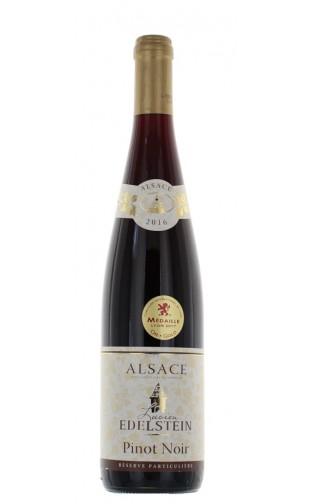 Pinot Noir Lucien Edelstein 2016, Médaille d'or Lyon 2017 (75 cl)