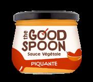 Sauce végétale Piquante, The Good Spoon (250 g)