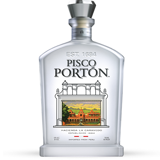 Pisco porton (70 cl)