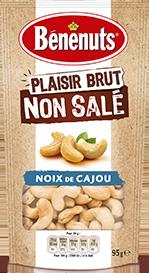 Plaisir brut noix de cajou, Bénenuts (95 g)