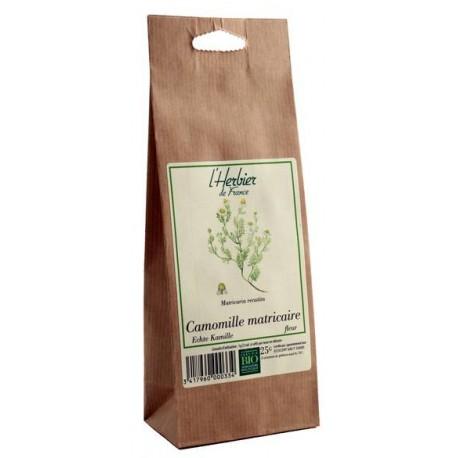 Camomille matricaire BIO, Herbier de France (25 g)