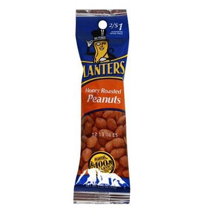 Cacahuètes grillées au miel, Planters (49.6 g)