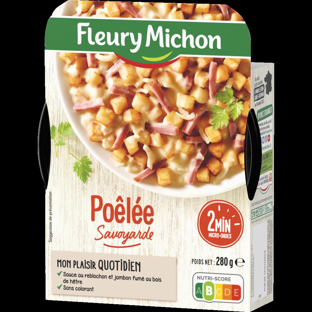 Poêlée savoyarde, Fleury Michon (280 g)