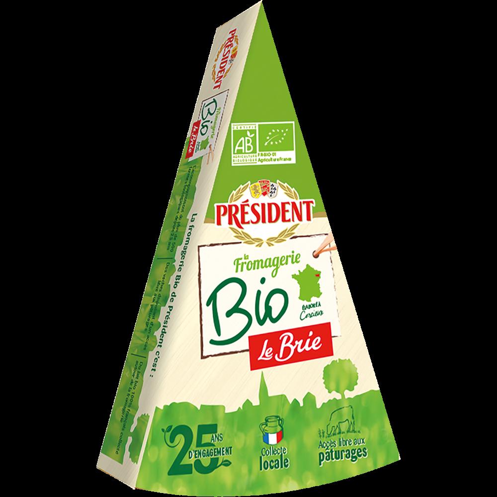Pointe de Brie BIO, Président (200 g)