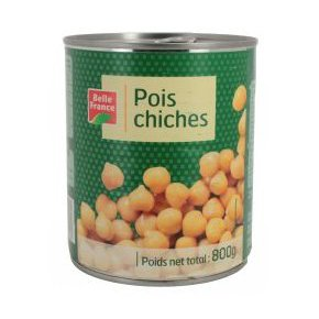 Pois chiches, Belle France (265 g)