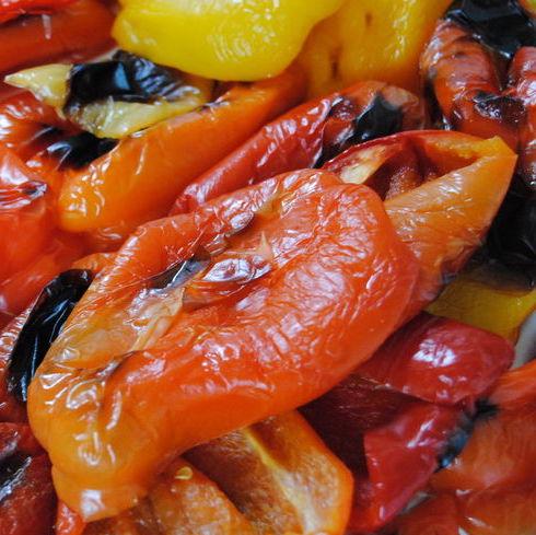 Poivrons grillés (300 g)