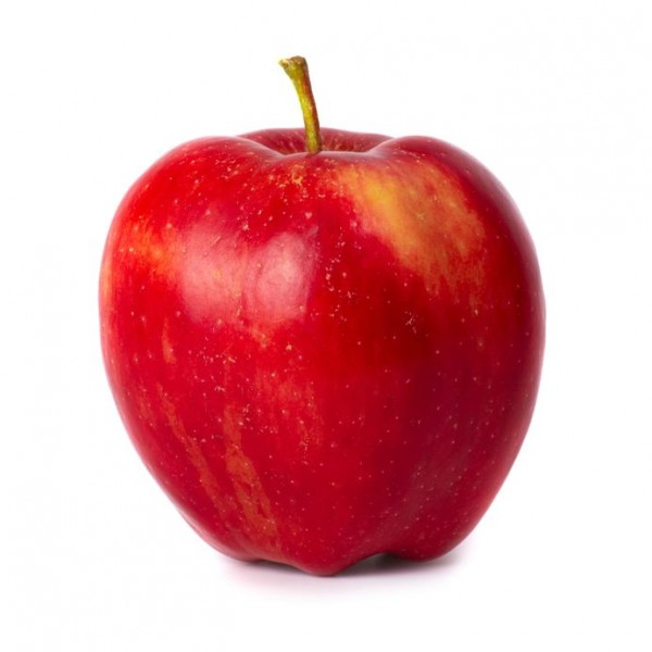 Pomme rouge Scarlett pure Fr. BIO (calibre moyen 115 +)
