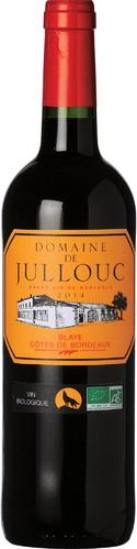 Bordeaux Côtes de Blaye BIO Domaine De Jullouc 2016 (75 cl)