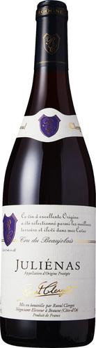 Juliénas Bourgogne Raoul Clerget (75 cl)