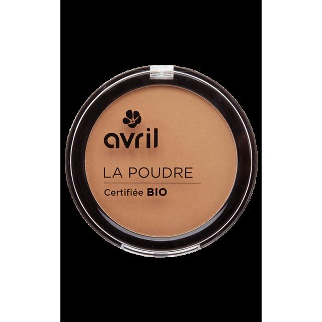 Poudre bronzante ambrée certifiée BIO, Avril (7 g)