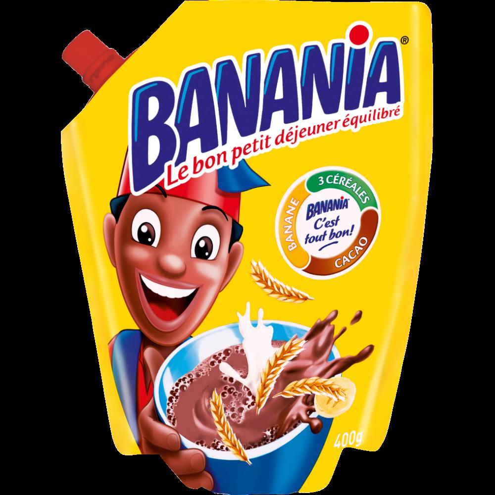 Cacao instantanée Banania (400 g)