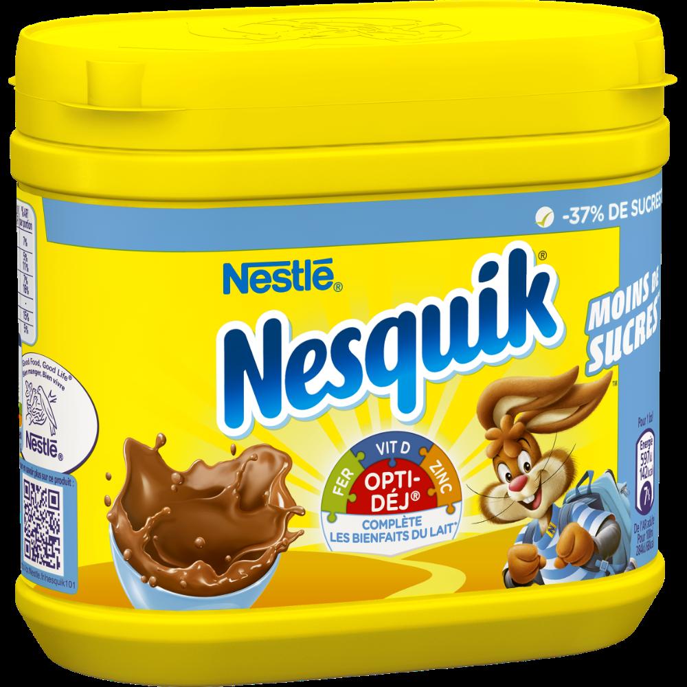 Nesquik moins de sucre (350 g)