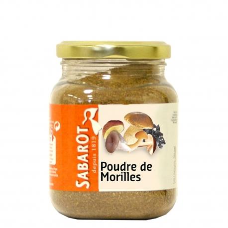 Poudre de morille Sabarot (100 g)