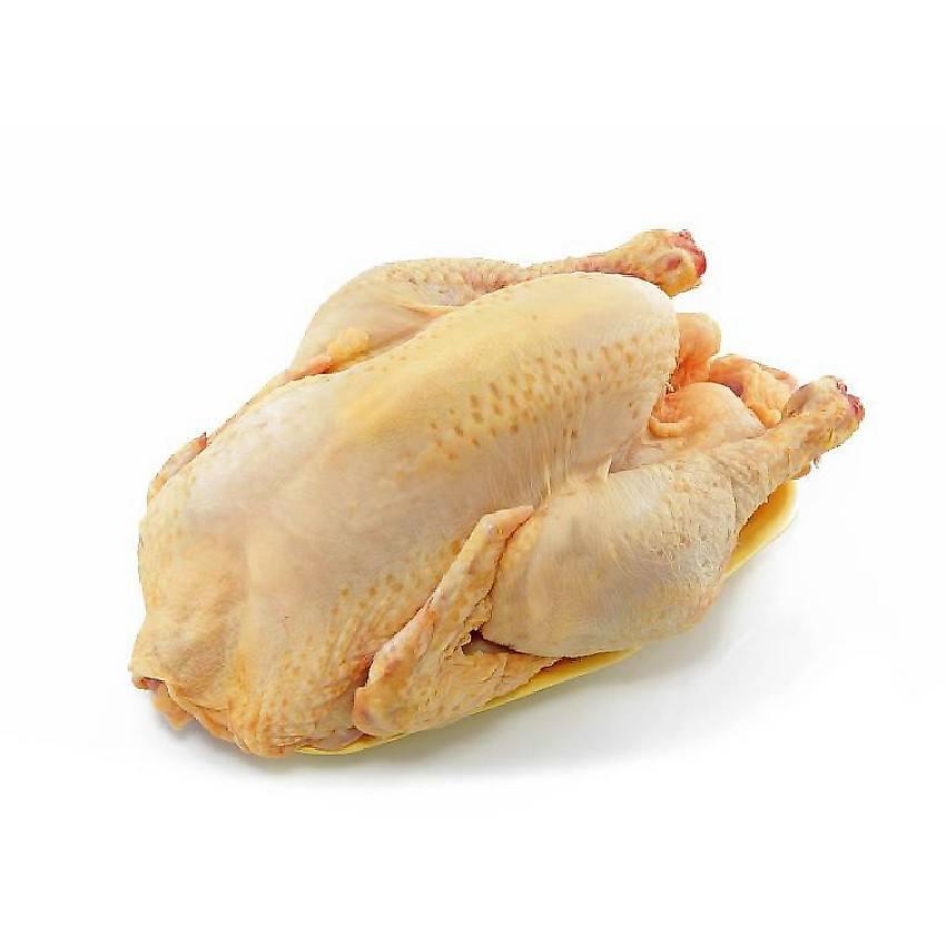 Poulet de Bresse fermier AOP (2,7 - 3 kg)