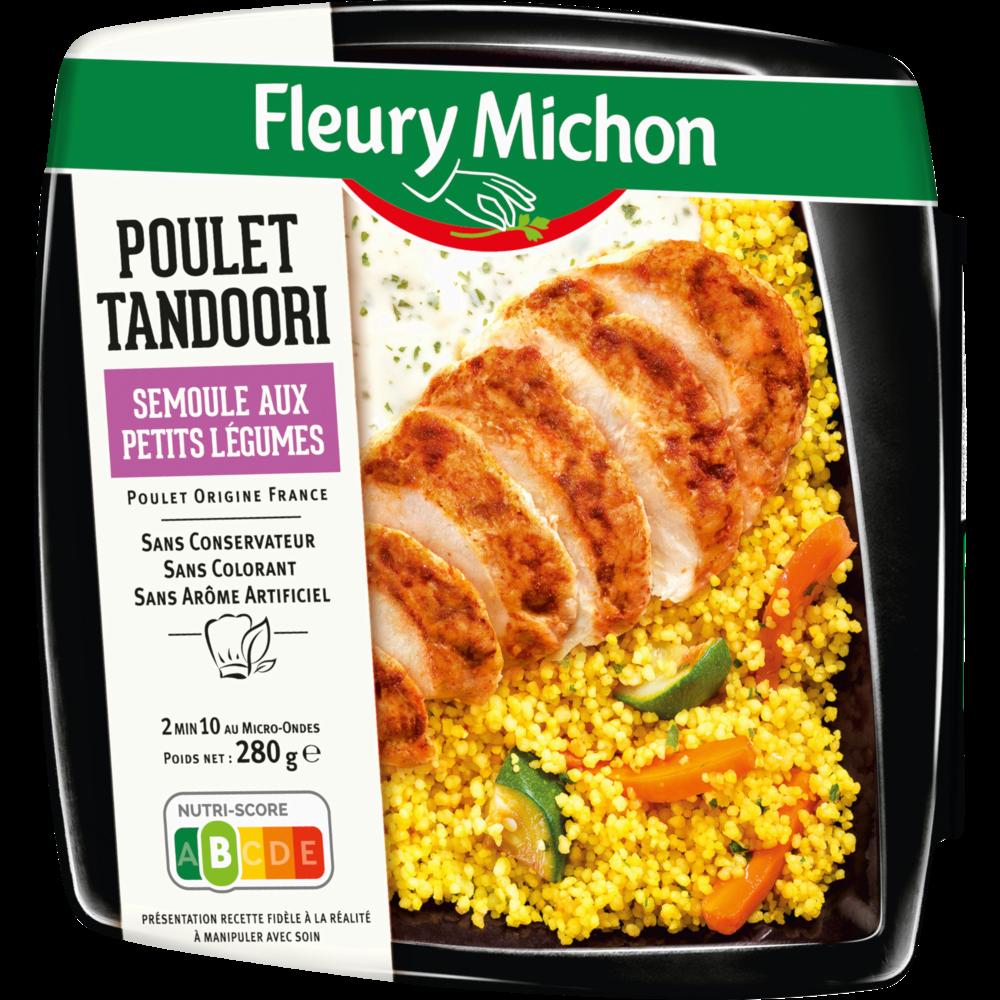 Poulet tandoori, Fleury Michon (280 g)