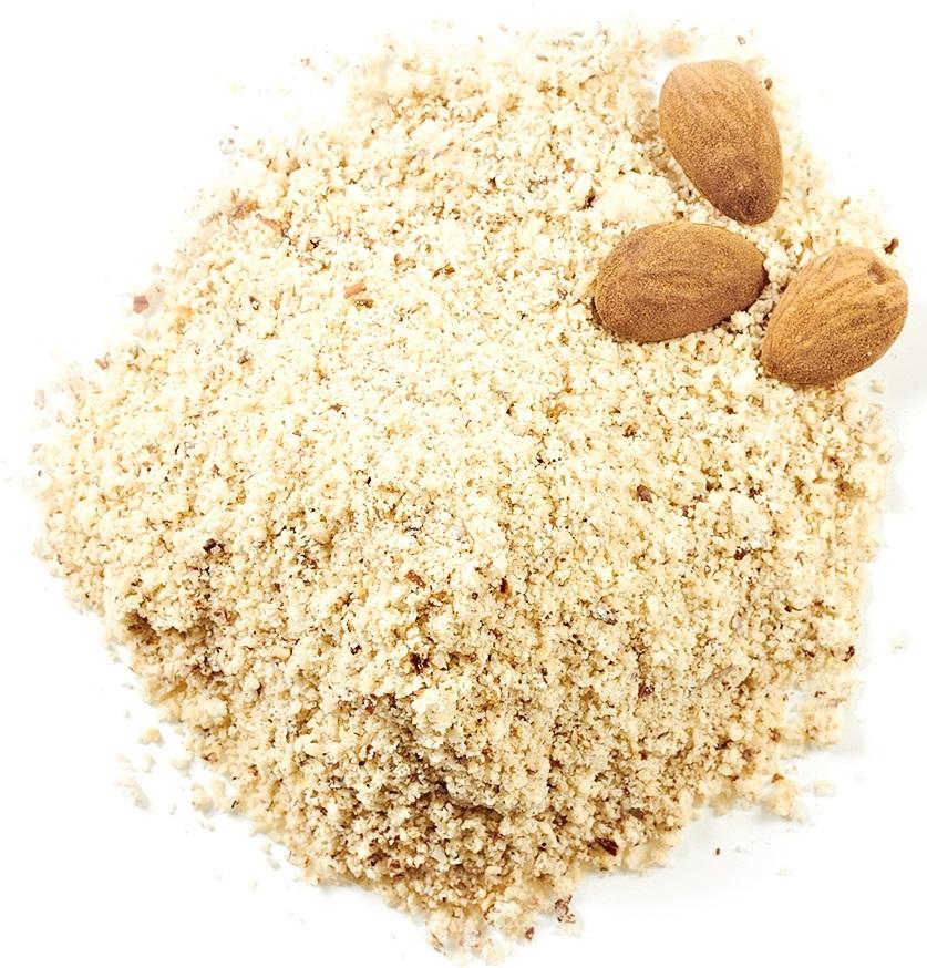 Amandes blanches en poudre (500 g)