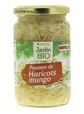 Pousses de haricots mungo BIO, Jardin Bio (330 g)