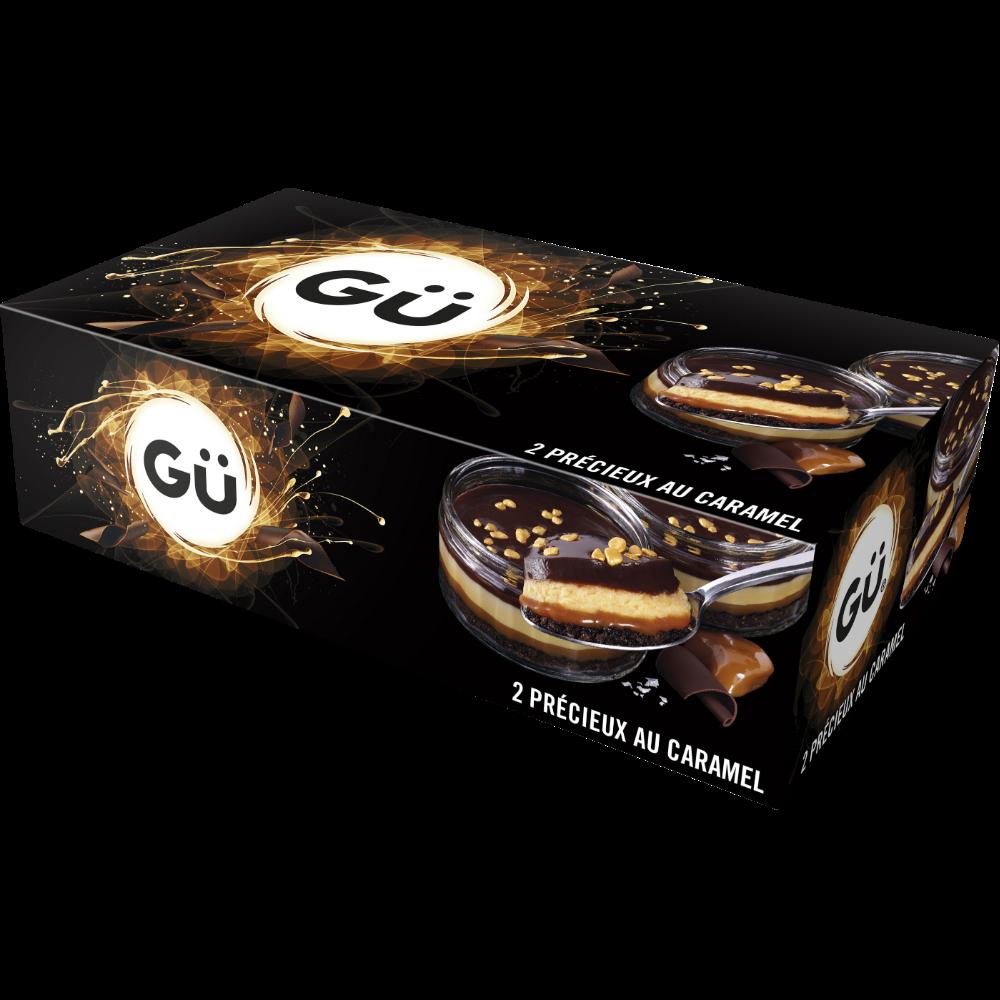 Précieux au caramel, Gü (2 x 91.5 g)