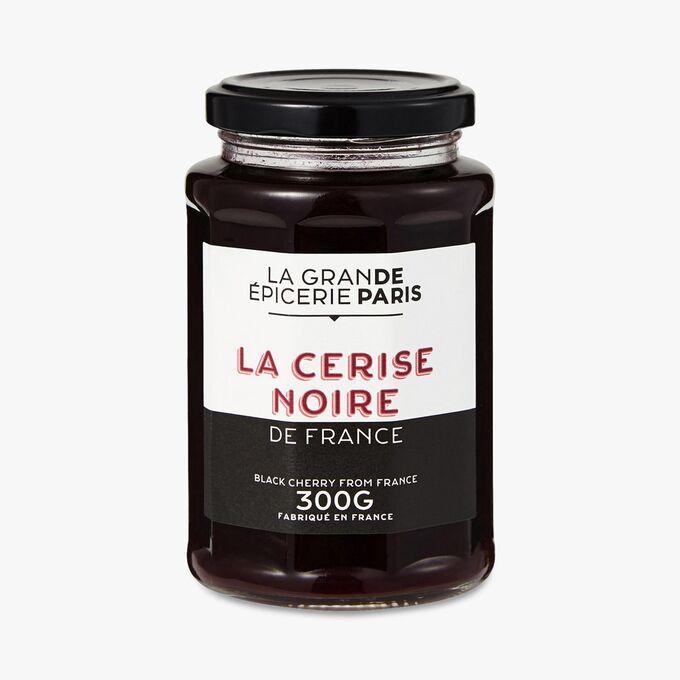 Confiture de cerise noire d'Alsace, La Grande Epicerie de Paris (300 g)