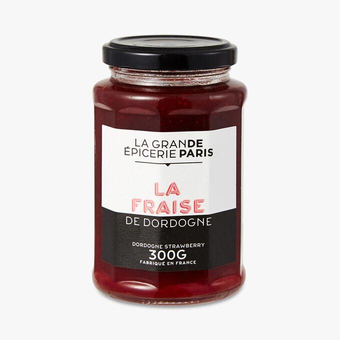 Confiture de fraises de Dordogne, La Grande Epicerie de Paris (300 g)