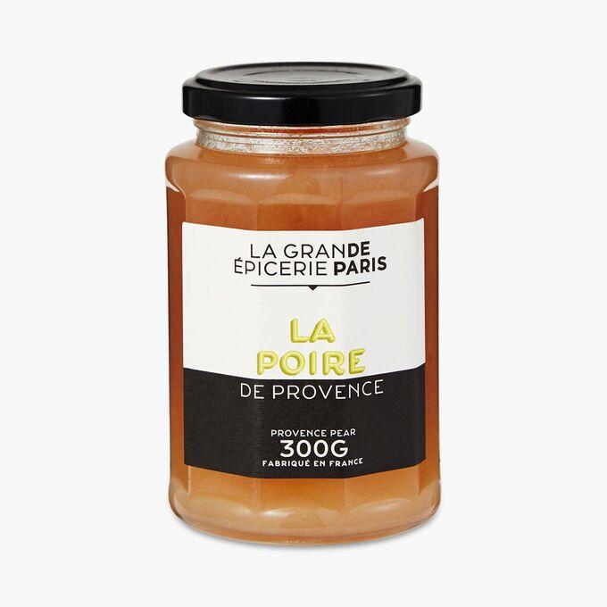 Confiture de poire de Provence, La Grande Epicerie de Paris (300 g)