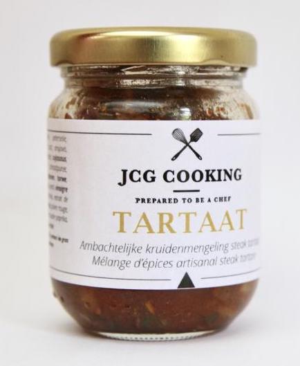 Préparation pour tartare, JCG Cooking (80 g)