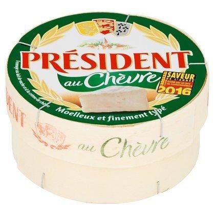 Président au chèvre, Président (145 g)